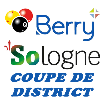 Logo Berry Sologne Coupe District