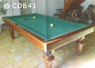 Billard Mixte Chevillotte