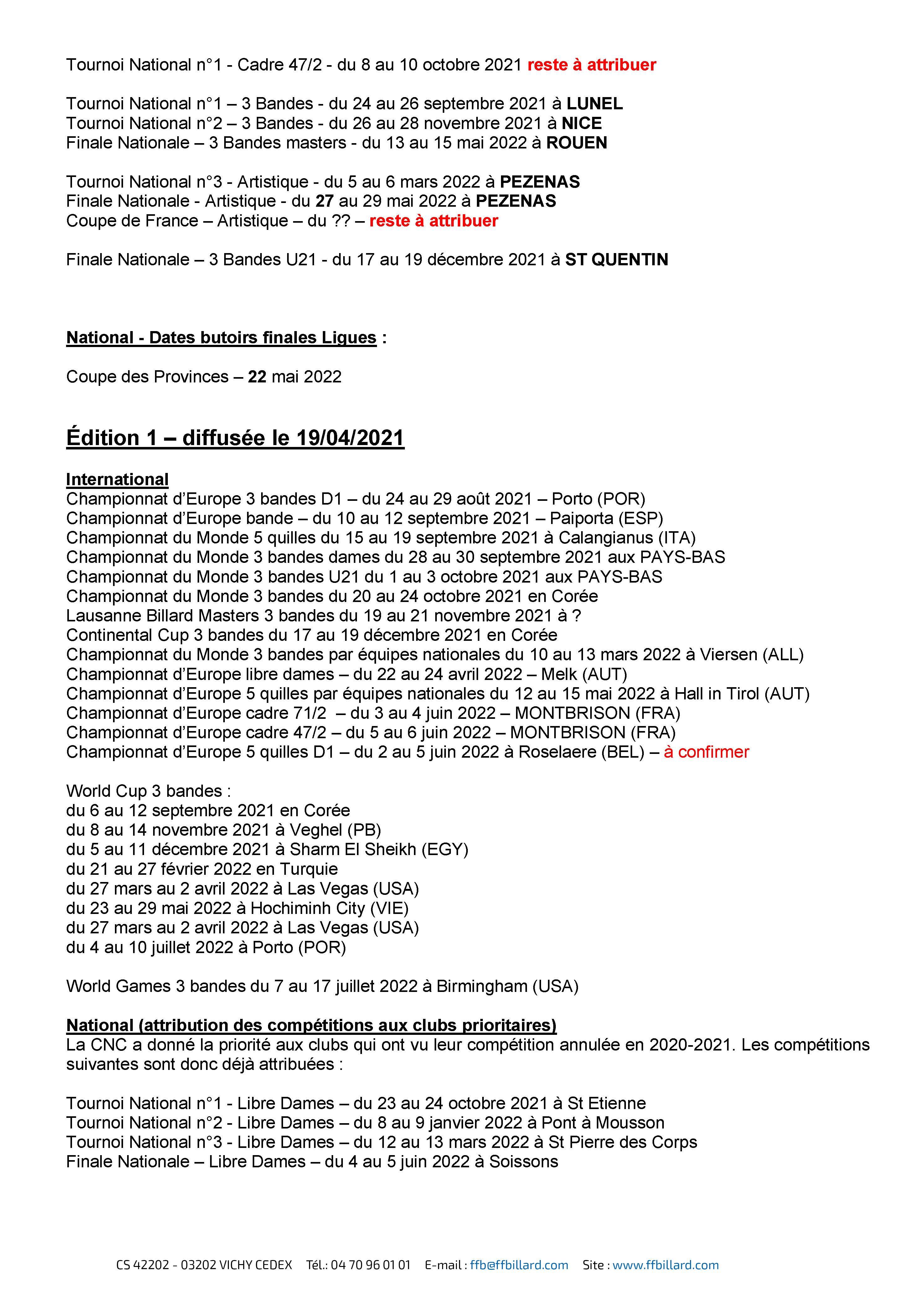 FFB Calendrier CNC 2021 2022 du 30 06 2021 ed3 details Page 2
