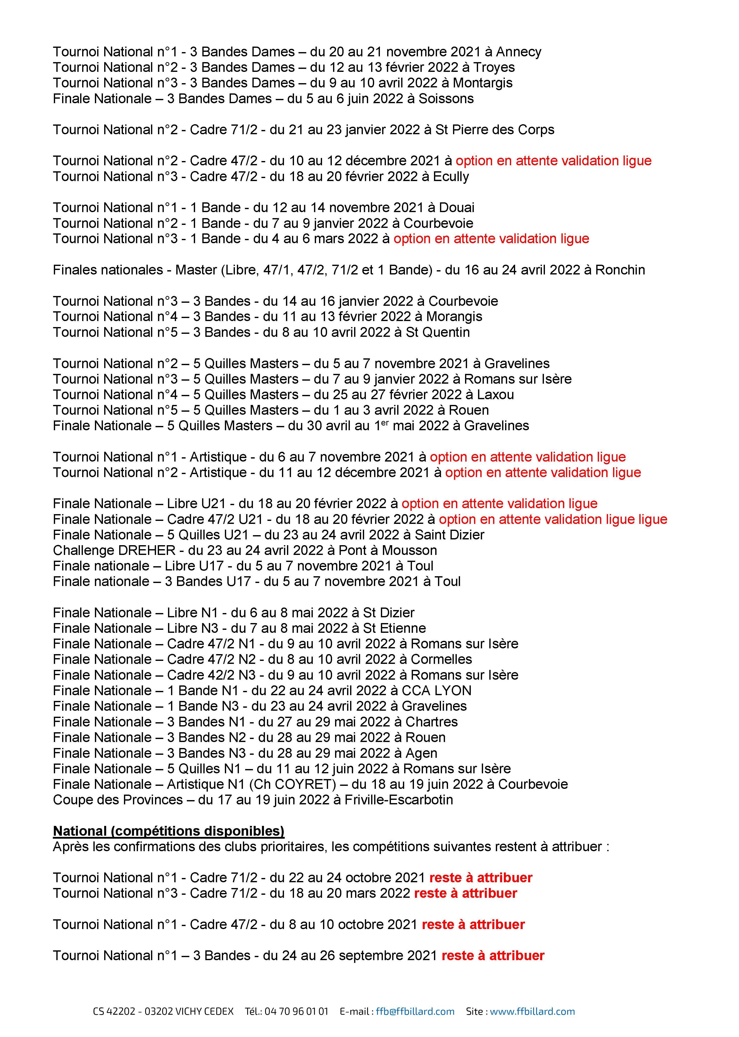 FFB Calendrier CNC 2021 2022 du 30 06 2021 ed3 details Page 3